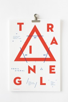 Shape Posters on Inspirationde