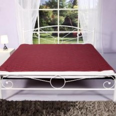 Signature Double Bed Waterproof Mattress Protector | Protectors - HomeShop18