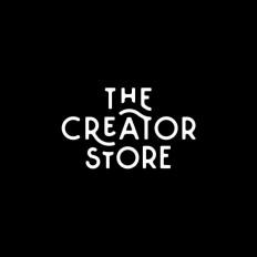 Logo design for The Creator Store on Inspirationde