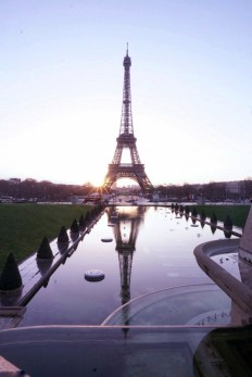 Sunrise Over Paris: Make Sure you do this in France! on Inspirationde