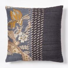 Brocade Gallery Pillow Cover | west elm