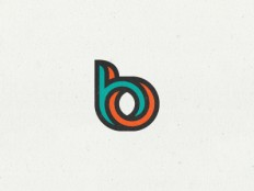 bb Monogram by Kakha Kakhadzen - Dribbble