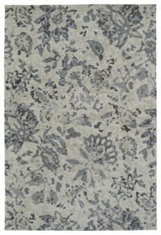 CTC05-75 Grey - cozy toes collection - Kaleen Rugs