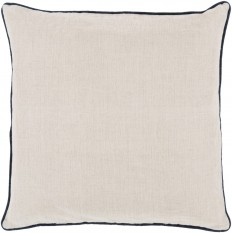 Surya - Surya Linen Piped Pillow Lp-006 Clearance #134224