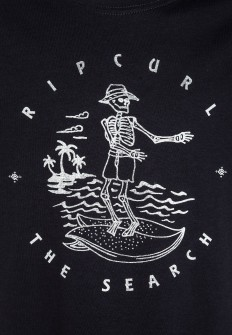 Rip Curl ARTY - T-shirt z nadrukiem - night sky marle - Zalando.pl