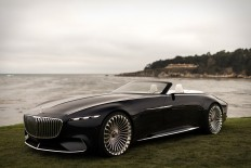 Vision Mercedes-Maybach 6 Cabriolet | Uncrate