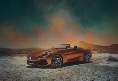 BMW Concept Z4 on