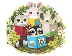 CUTE FOREST ANIMALS on
