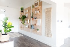 Giant Pegboard DIY! - Vintage Revivals