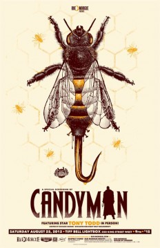Candyman Alternative Poster on Inspirationde