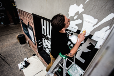Liberty Market Murals + Videos on