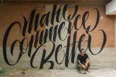 Shopify Mural on