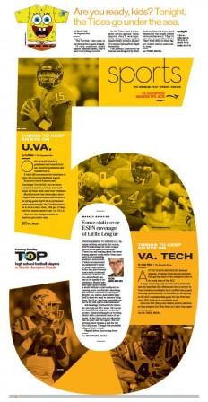Sports Magazine, Aug. 7, 2015 on Inspirationde
