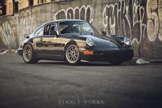 Stance Works - Magnus Walker's Porsche 964
