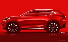 Chery Reveals Design Direction for New Global Model Line - AutoConception.com
