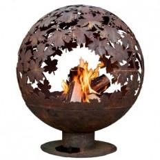 Forest Globe Fire Pit | Kirklands