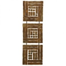 Copper Squares Metal Wall Plaque | Kirklands