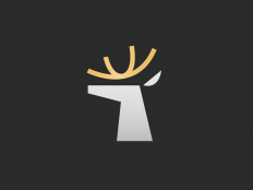 Deer Logo by Rose Liang on Inspirationde
