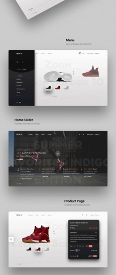 RS-II Store Template on Inspirationde