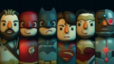 My Justice League - Fan art on