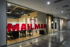 Mailman | Sports agency office | Shanghai on