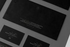 The Tokyo Restaurant Branding – Graphic Design by Koyuki Inagaki