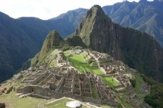 My childhood dream of seeing Machu Picchu has finally come true. : travel
