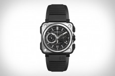 Bell & Ross BR-X1 Black Titanium Watch | Uncrate