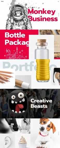 Büro – Ultimate Agency and Freelancer on Inspirationde