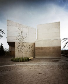 A Mexican house by g3arquitectos on Inspirationde
