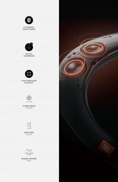 Wearable Bluetooth Speaker JBL - Sound Gear on