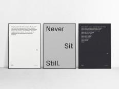 Never Sit Still — Christopher Doyle & Co.