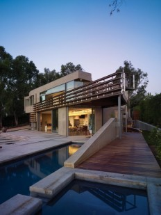 Point Dume House by Griffin Enright Architects on Inspirationde