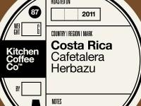 Coffee Label by Ryan Harrison