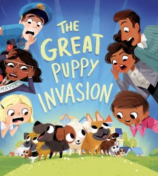 The Great Puppy Invasion on