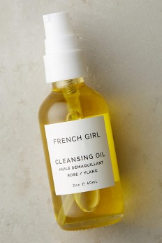 French Girl Organics Rose Facial Oil Cleanser on Inspirationde