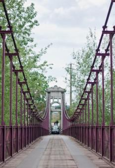 Marconi Bridge, Bologna | Italy (by Matteo Fagiolino) on Inspirationde