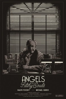 Matt Ryan – Angels With Filthy Souls poster on Inspirationde