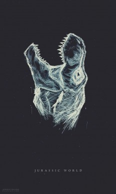 Jurassic World – Fan Art & Posters on Inspirationde