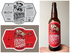 The Seasoned Traveler Ale on Inspirationde