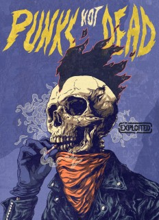 Punks not dead! on Inspirationde