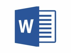 Microsoft Word Vector Logo - COMMERCIAL LOGOS - Software : LogoWik.com