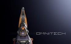 ArtStation - Assault Rifle 'Omnitech AR-5A', Daniel Solovev