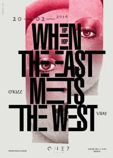 When The East Meets The West on Inspirationde