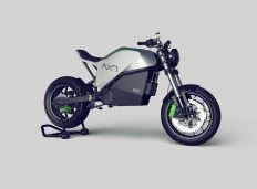 NXT MOTORS ONE - Fully Electric Motorcycle on
