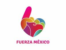 Fuerza Mexico Vector Logo - COMMERCIAL LOGOS - Business : LogoWik.com