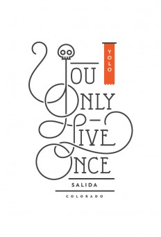 Yolo by Jared Jacob on Inspirationde