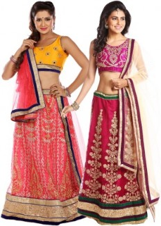 Chhabra555 - Exclusive Designer Lehenga Collection - HomeShop18.com