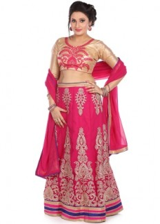 Designer Lehenga Collection By Jashan (Pick Any 1) - HomeShop18.com
