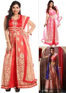 Indo Ethnic Bridal Range By Chhabra555 - HomeShop18.com